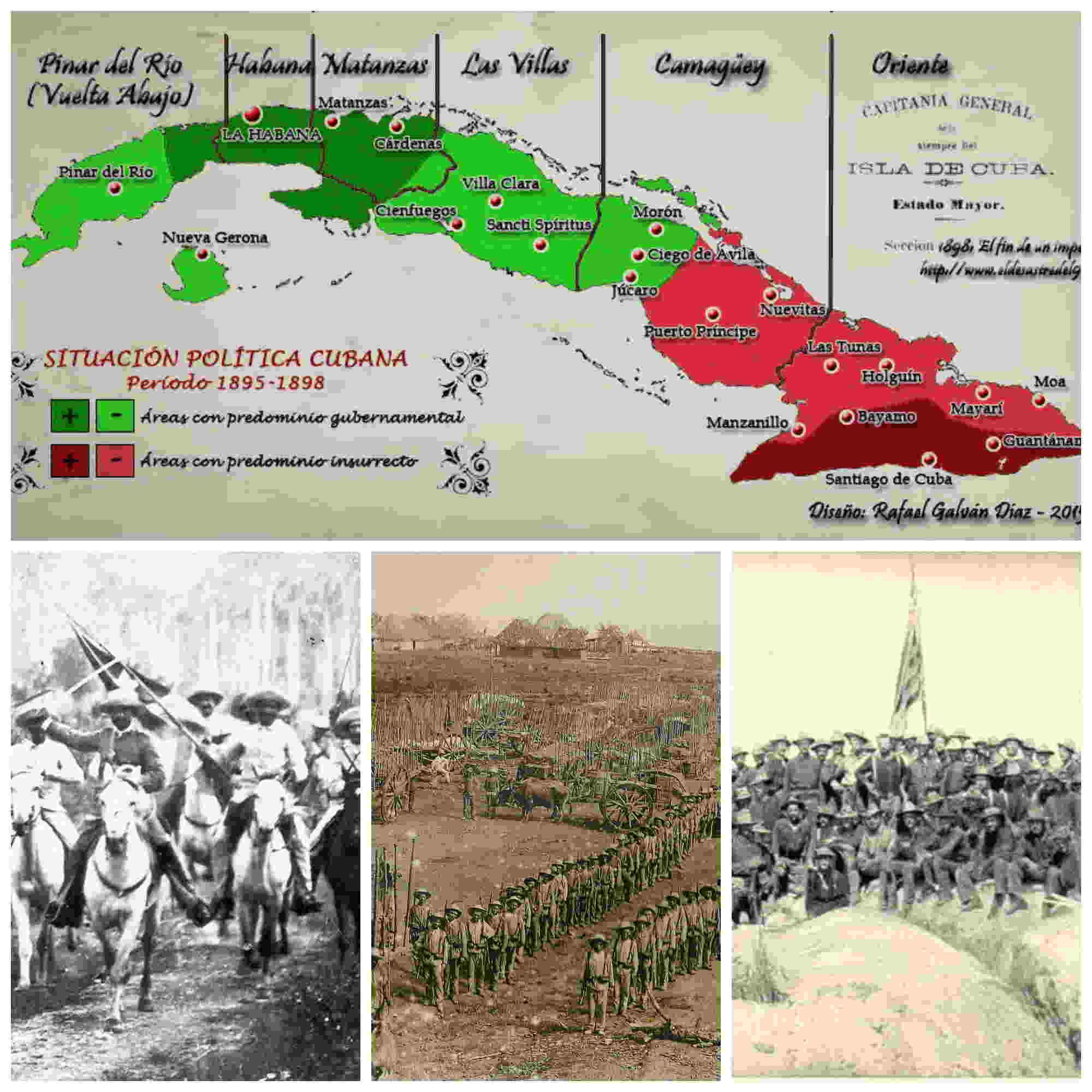 Santiago de Cuba, la campaña de 1898  (I)