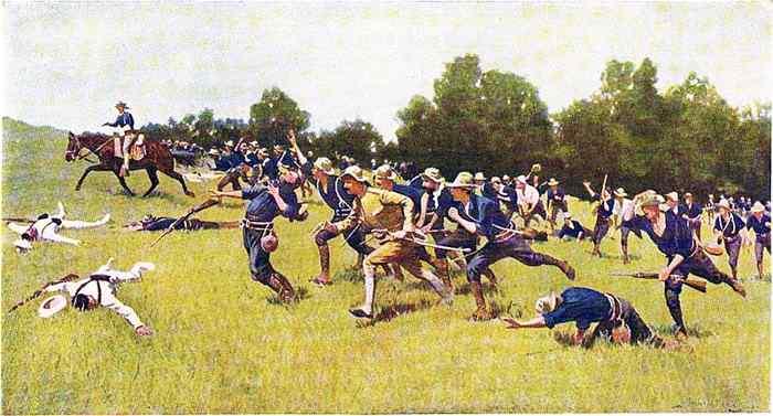 1898, Batalla de las Lomas de an Juan