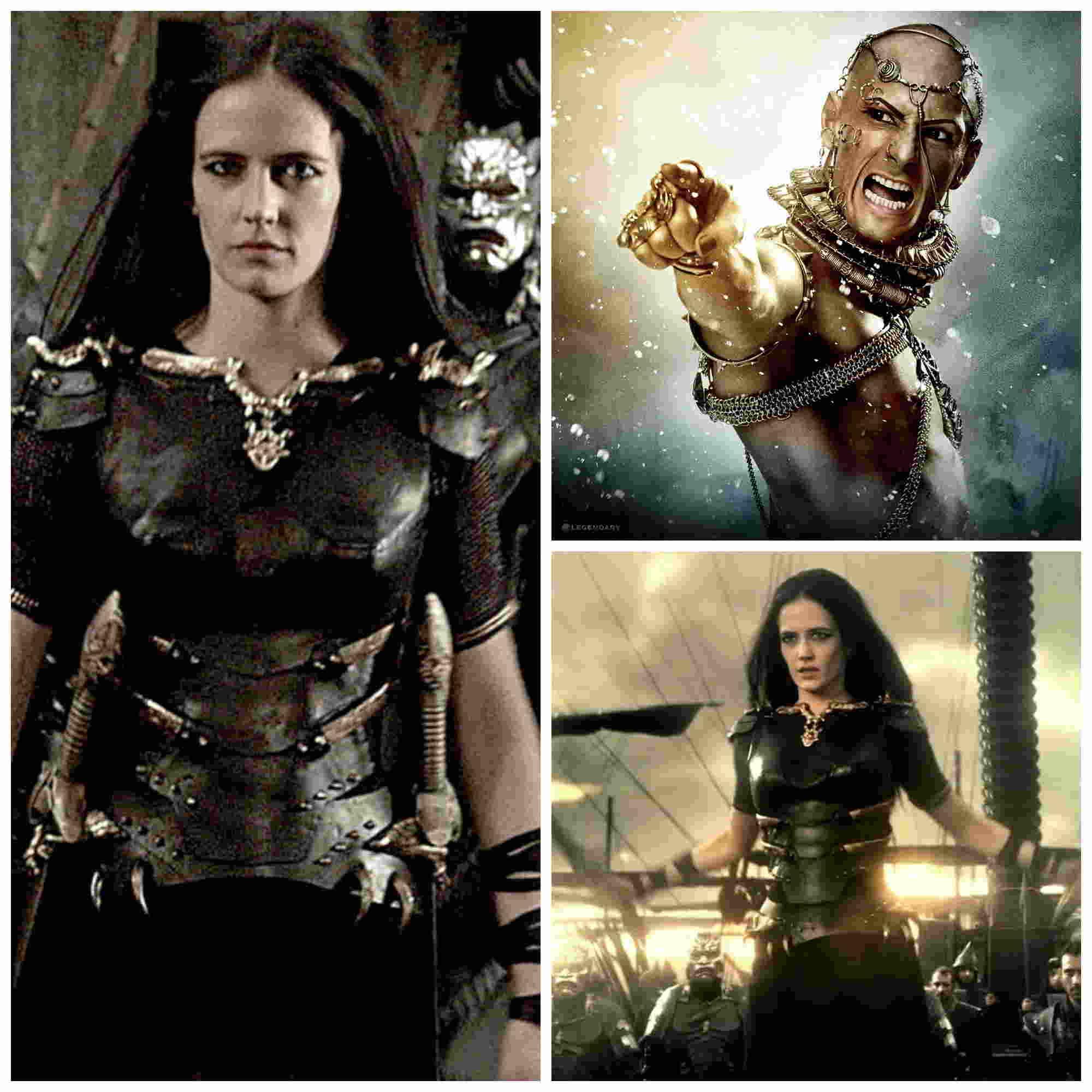La reina Artemisia y la batalla de Salamina