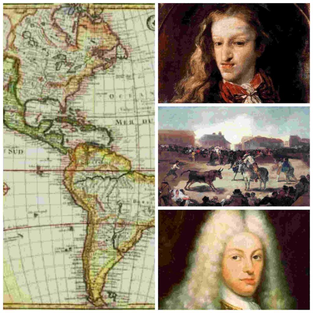 La muerte del Rey y las celebraciones en la América española