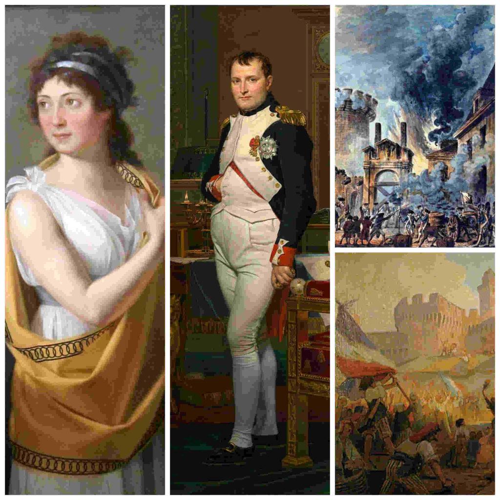 La Señora Tallien, una española en la Revolución Francesa