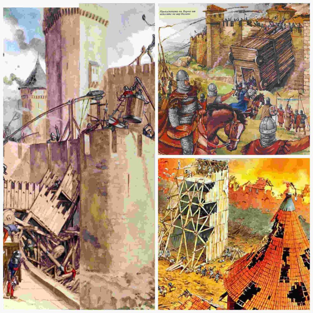 Anatomía de un Asedio Medieval - Revista de Historia