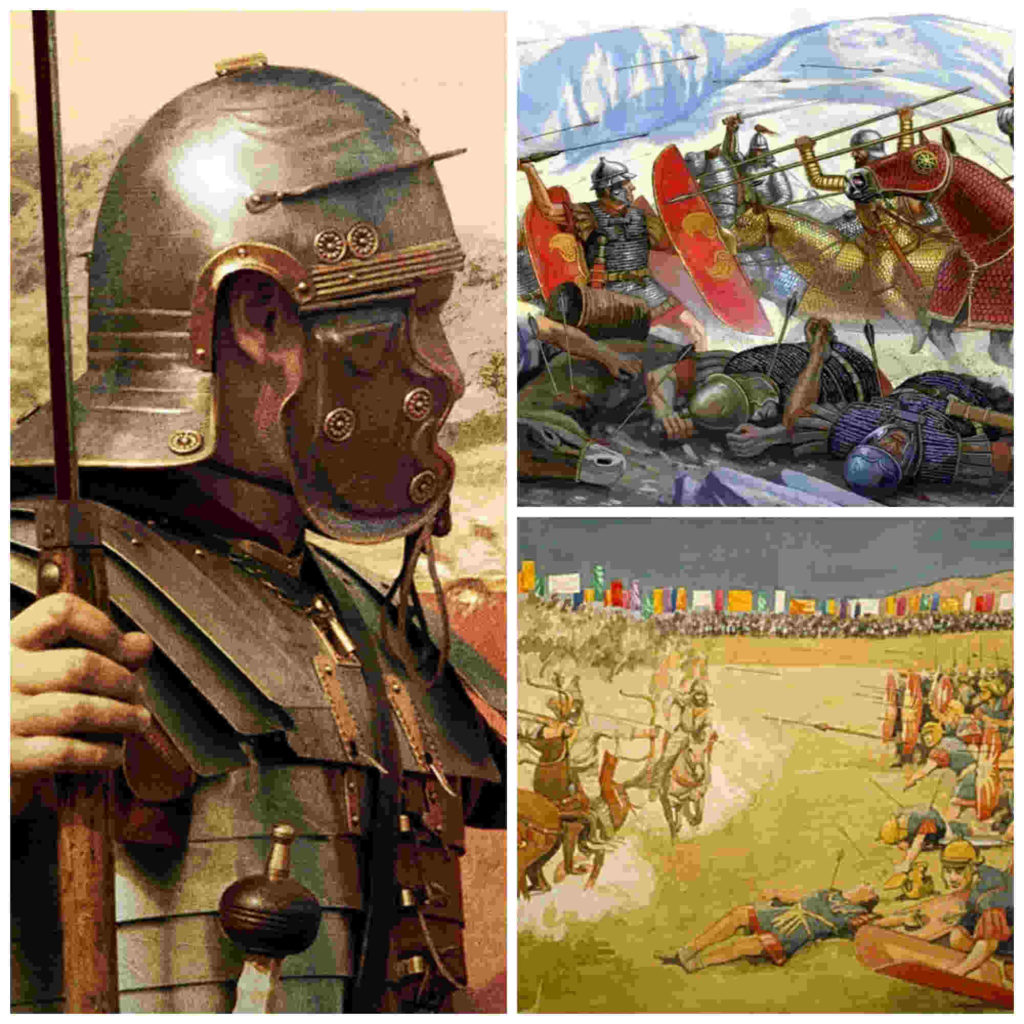 La legión perdida de Craso