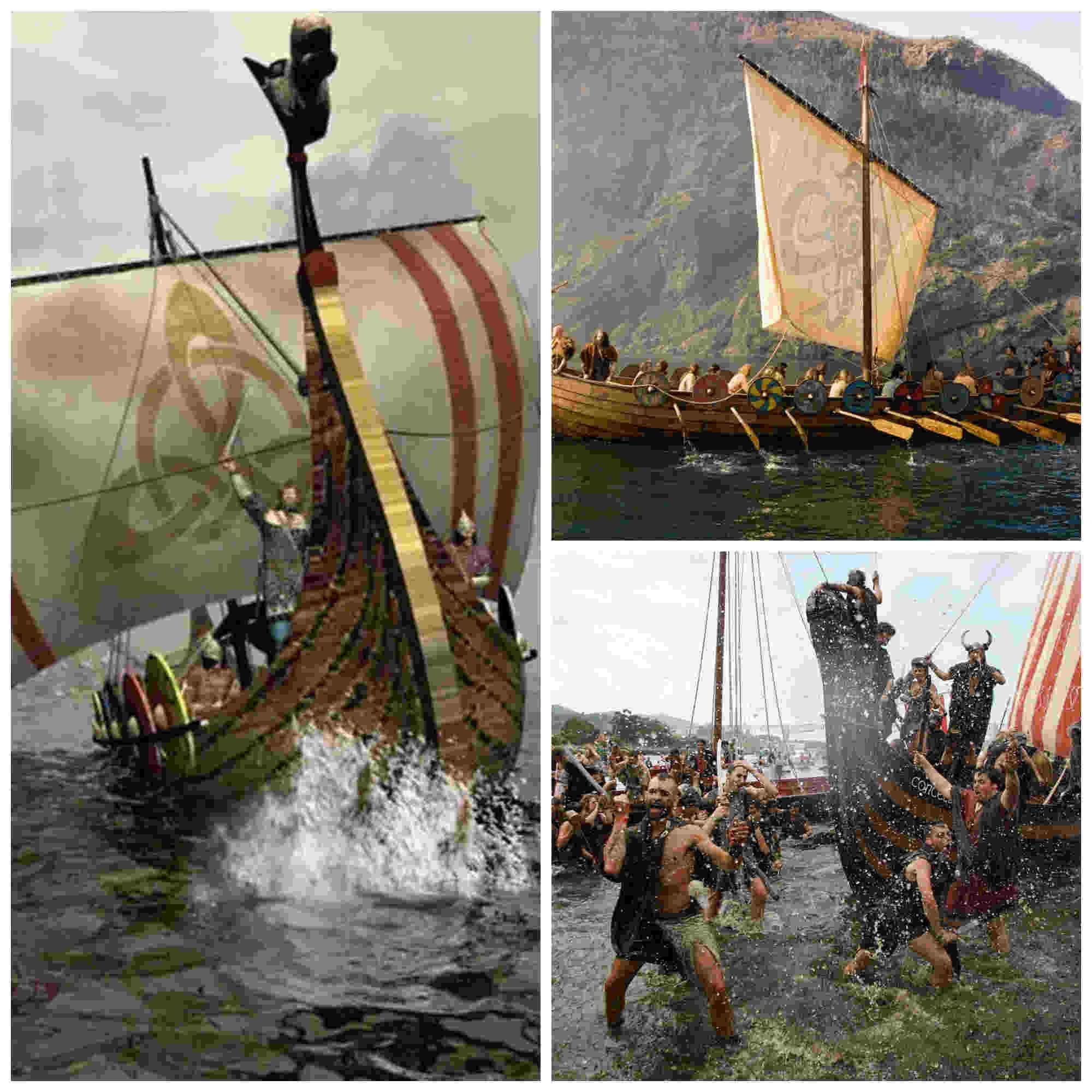 Los Vikingos en Galicia
