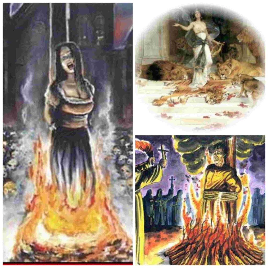 Magia, Herejía y Brujería