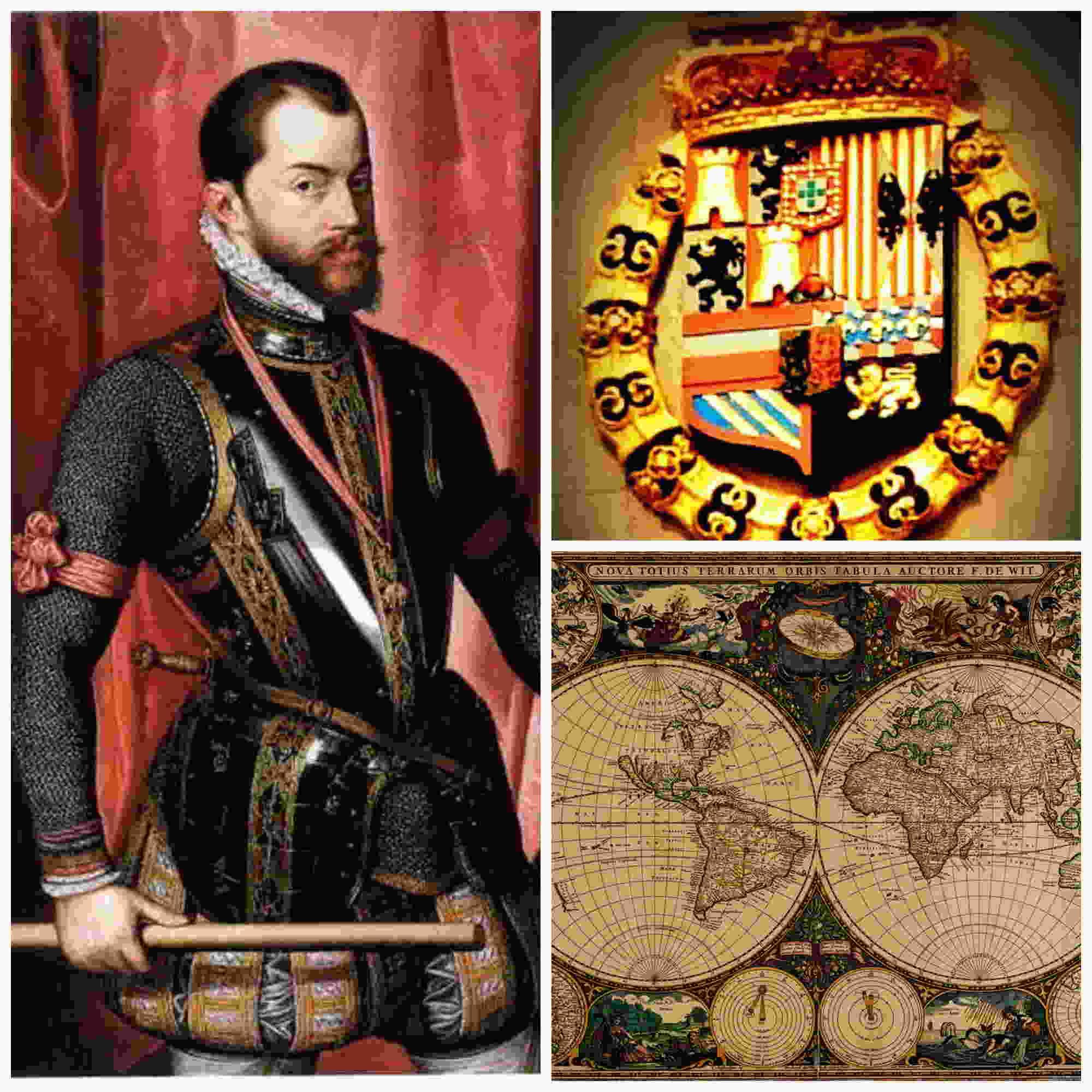 """Felipe I de Portugal, """"Rey de Hispania"""""""