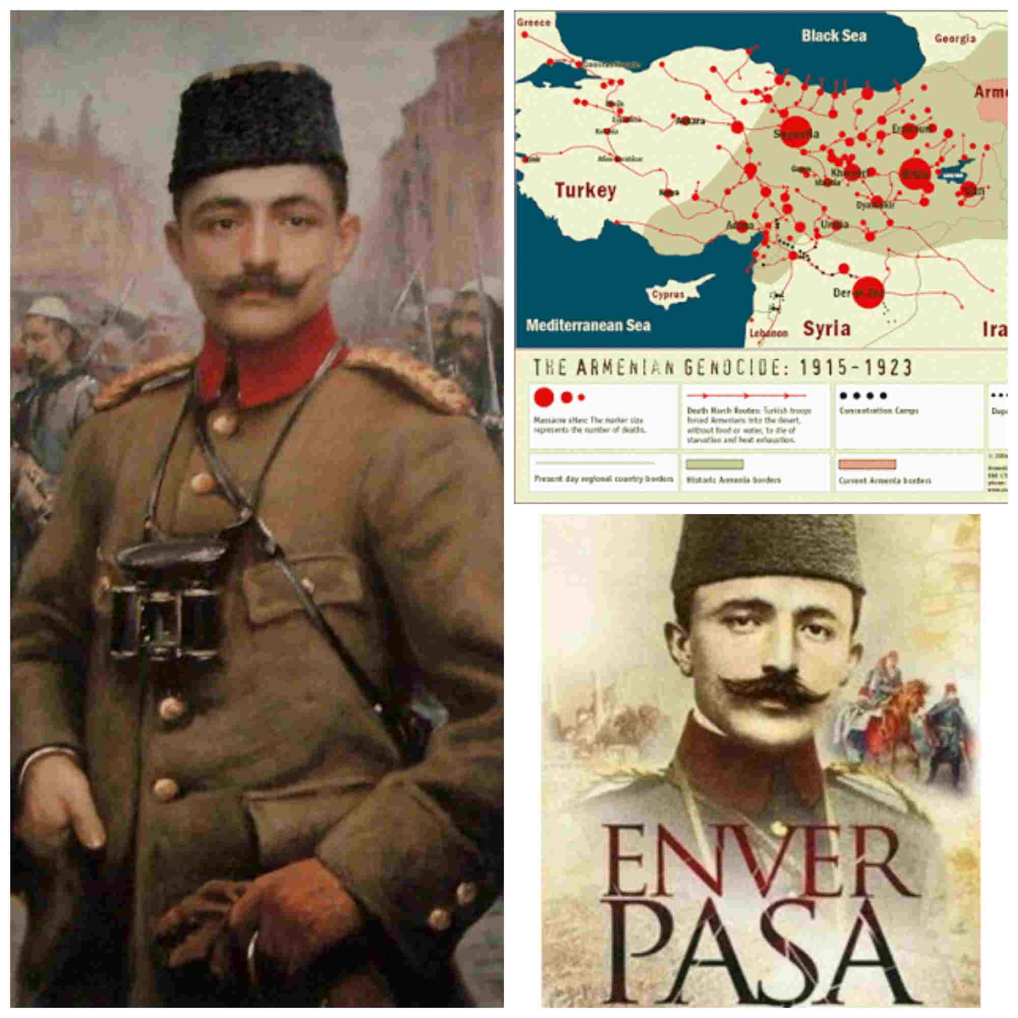 Ismail Enver: el genocidio del pueblo armenio