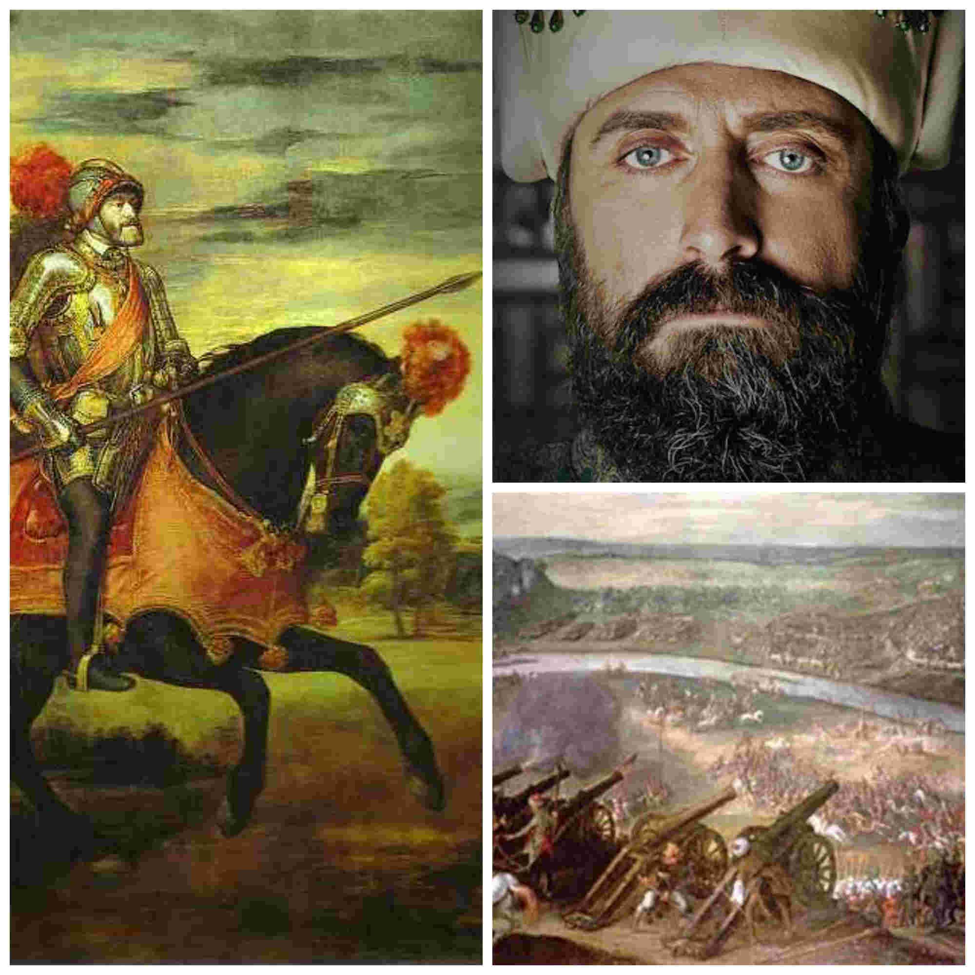 Enfrentamientos hispano-otomanos en el reinado de Carlos I