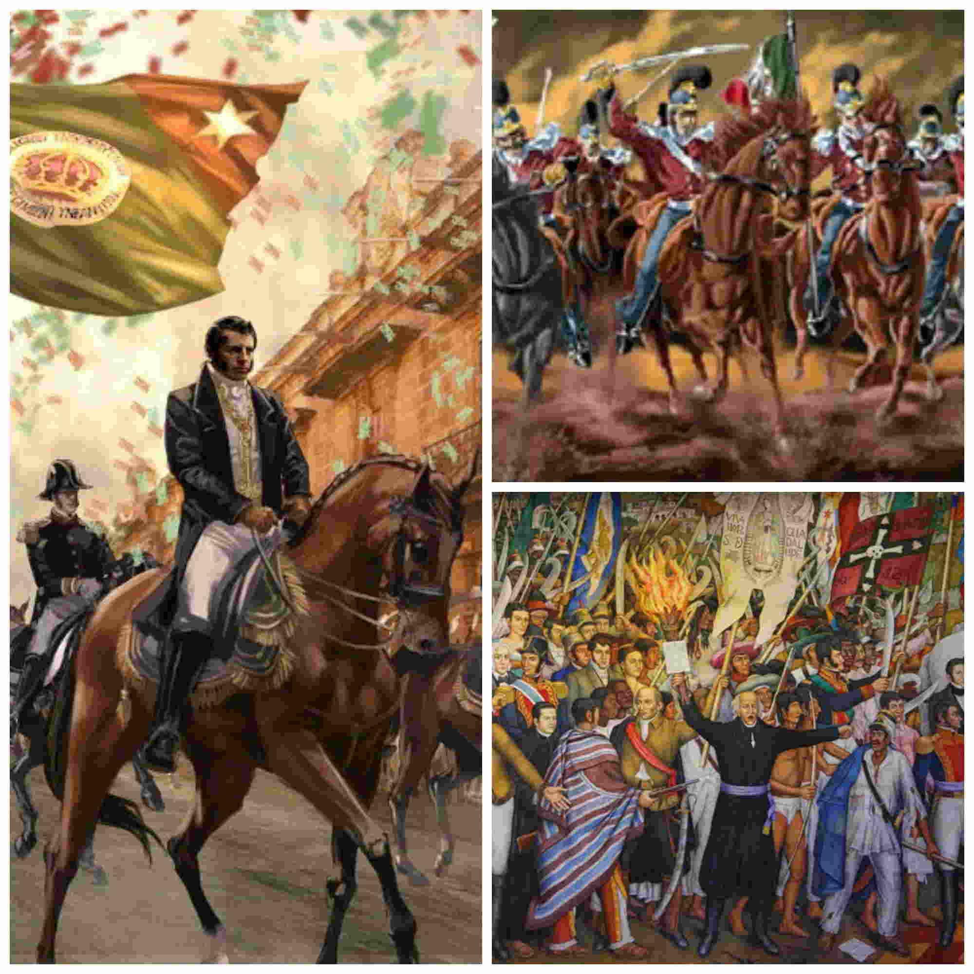 La independencia mexicana vista a través de las rencillas criollas