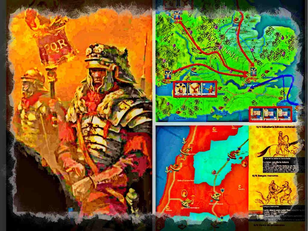 Cuatro Emperadores (II)