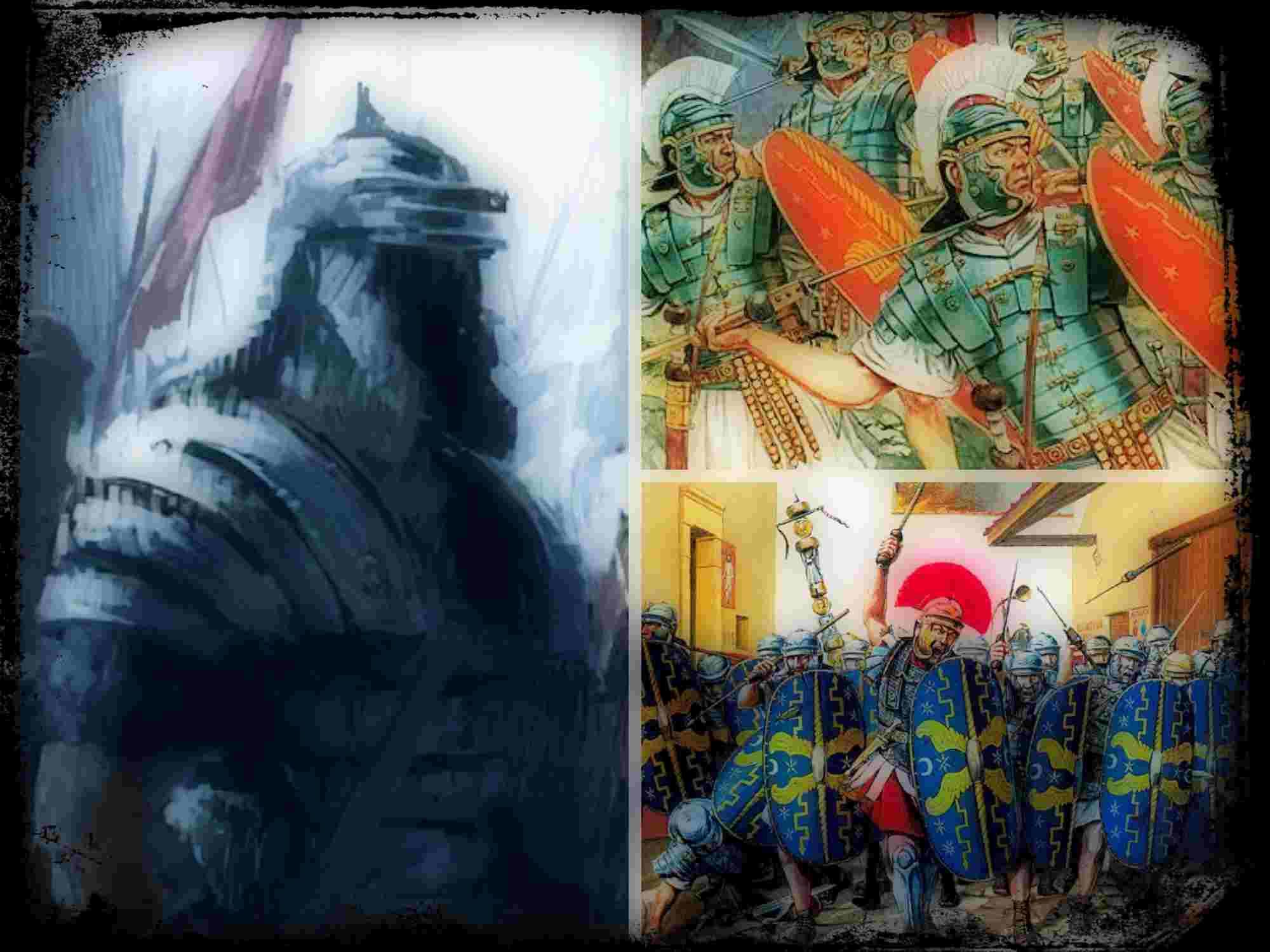Los orígenes de la Guardia Pretoriana