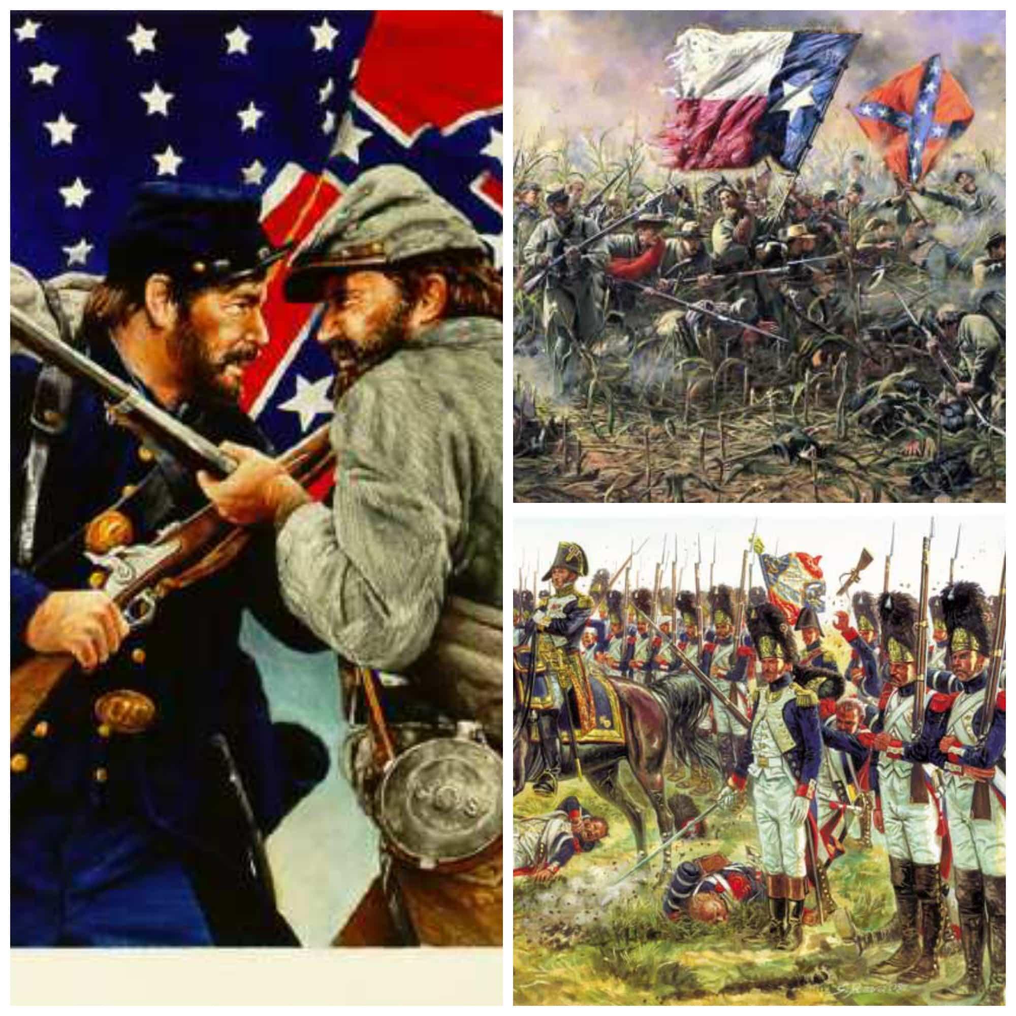 ¿Cual es la Primera Guerra Total?