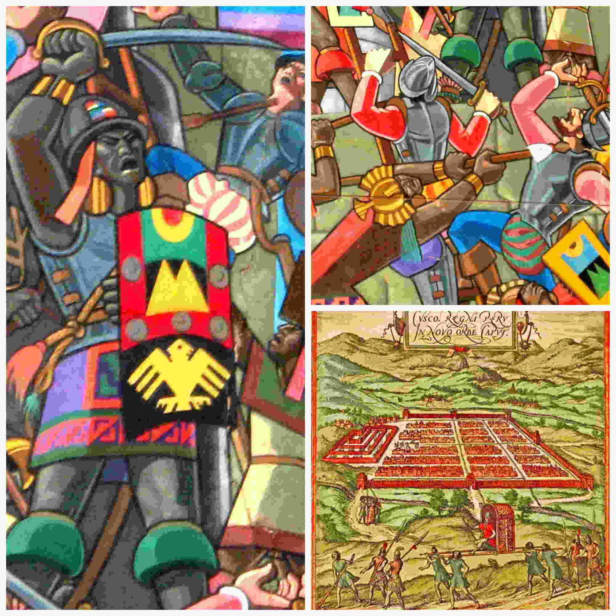 Rebelión: El Despertar de los Incas
