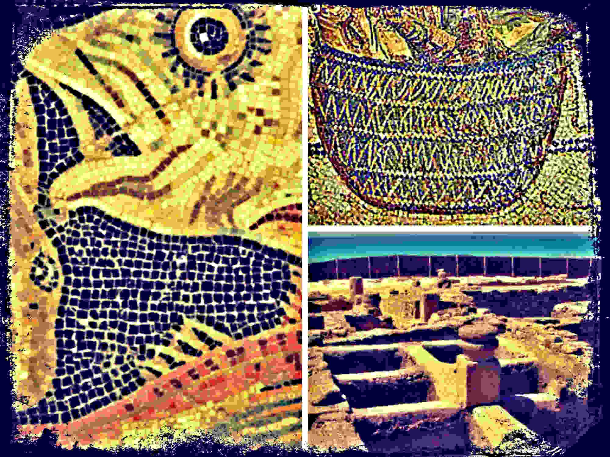 La acuicultura romana