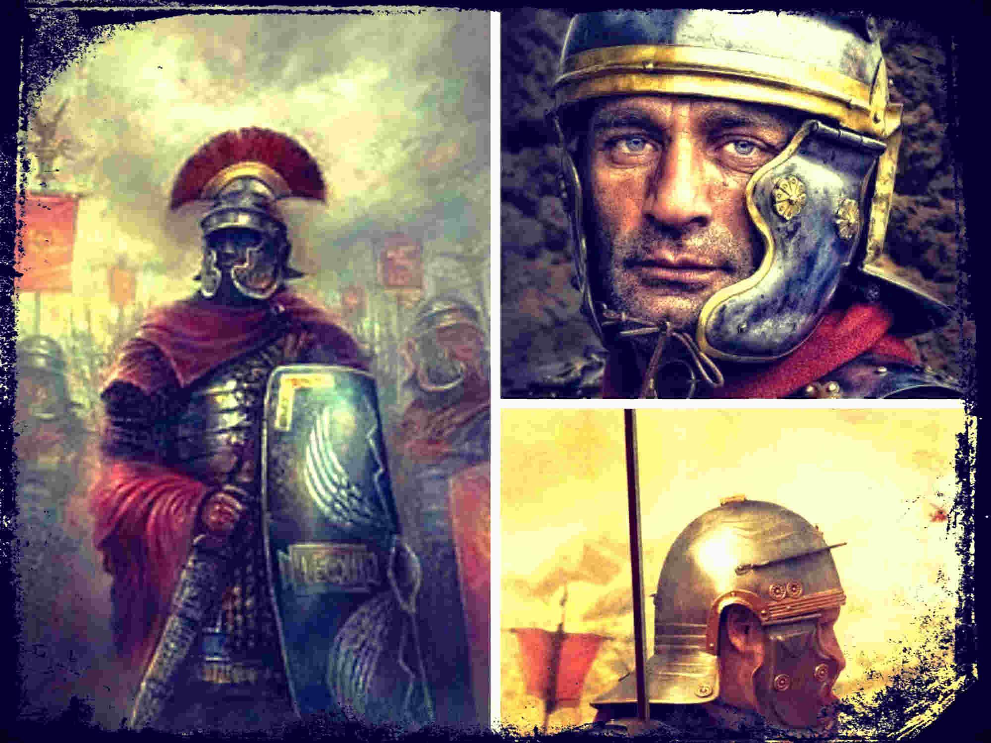 Las reformas militares en Roma de los siglos II y III