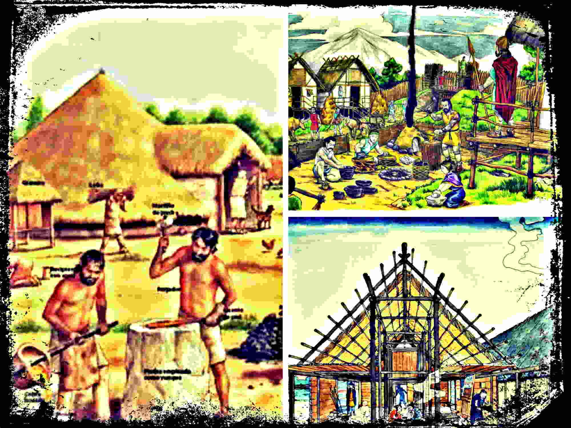 La cultura de los terramaras