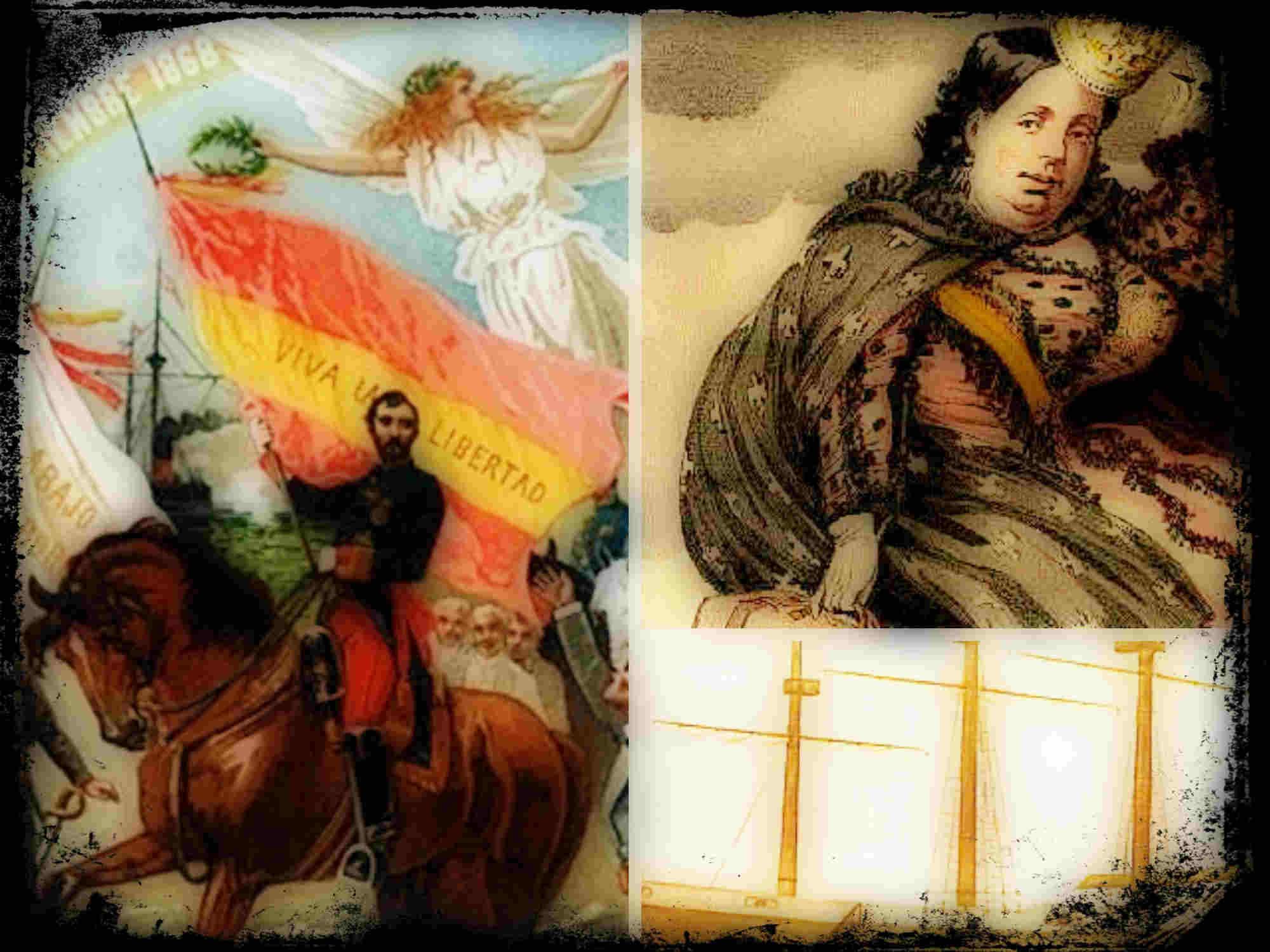 """La Revolución """"La Gloriosa"""""""
