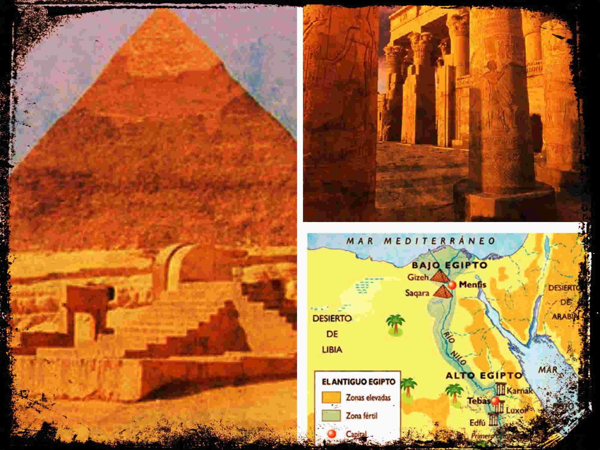 El origen de la civilización egipcia