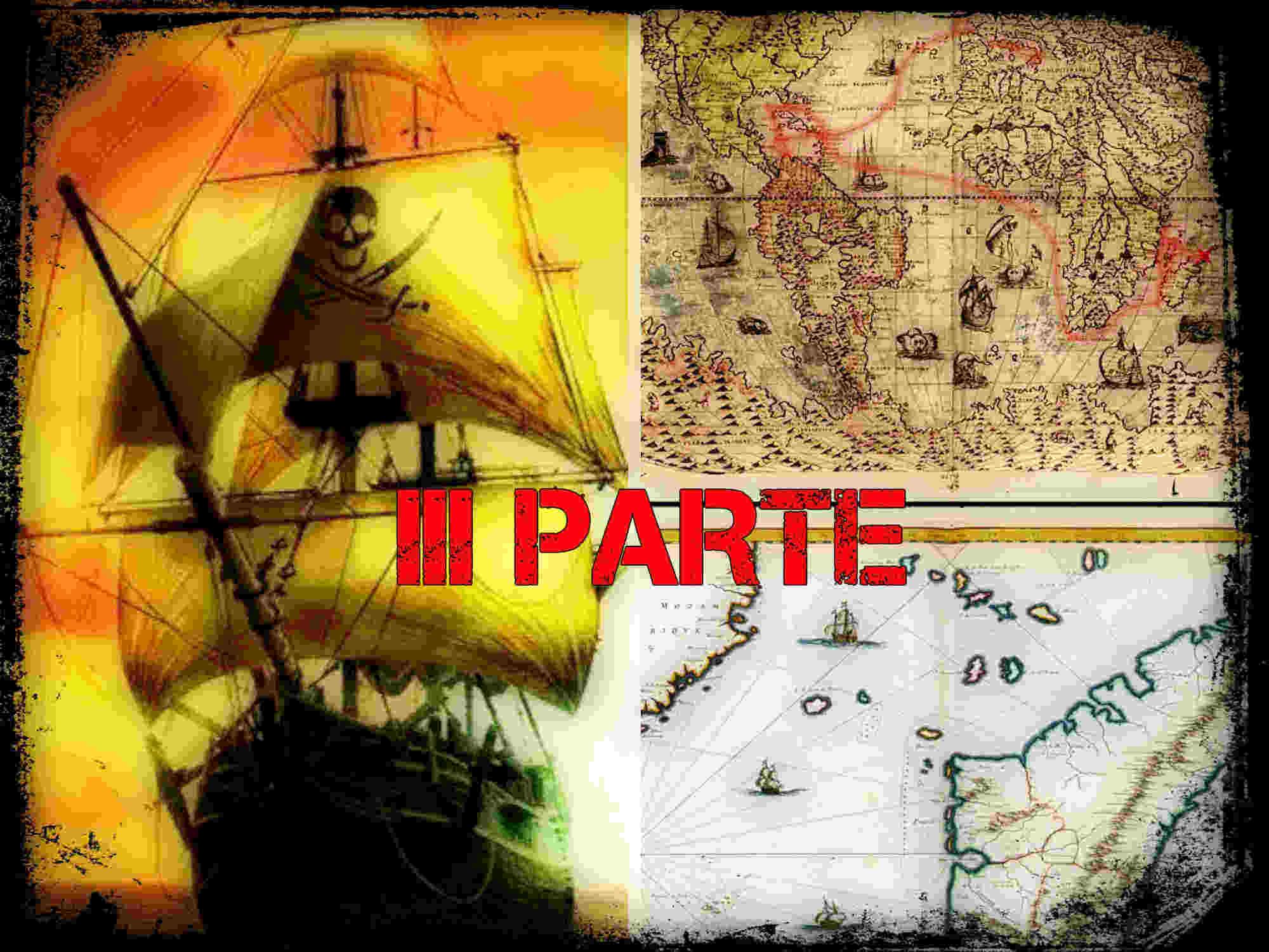 La quimera de los piratas irredentos (Libertalia III)