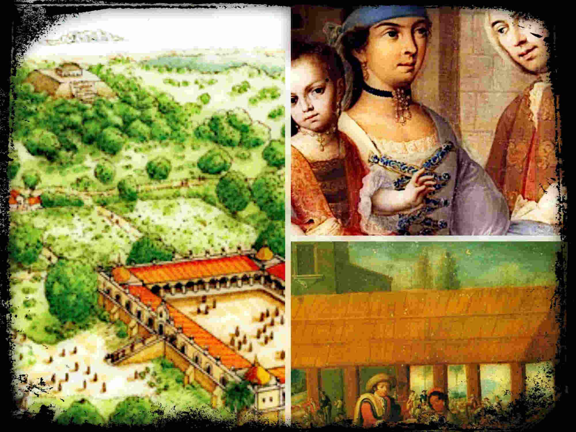 La Nueva España colonial: elementos para la estratificación y la organización social (Siglos XVI-XVIII)