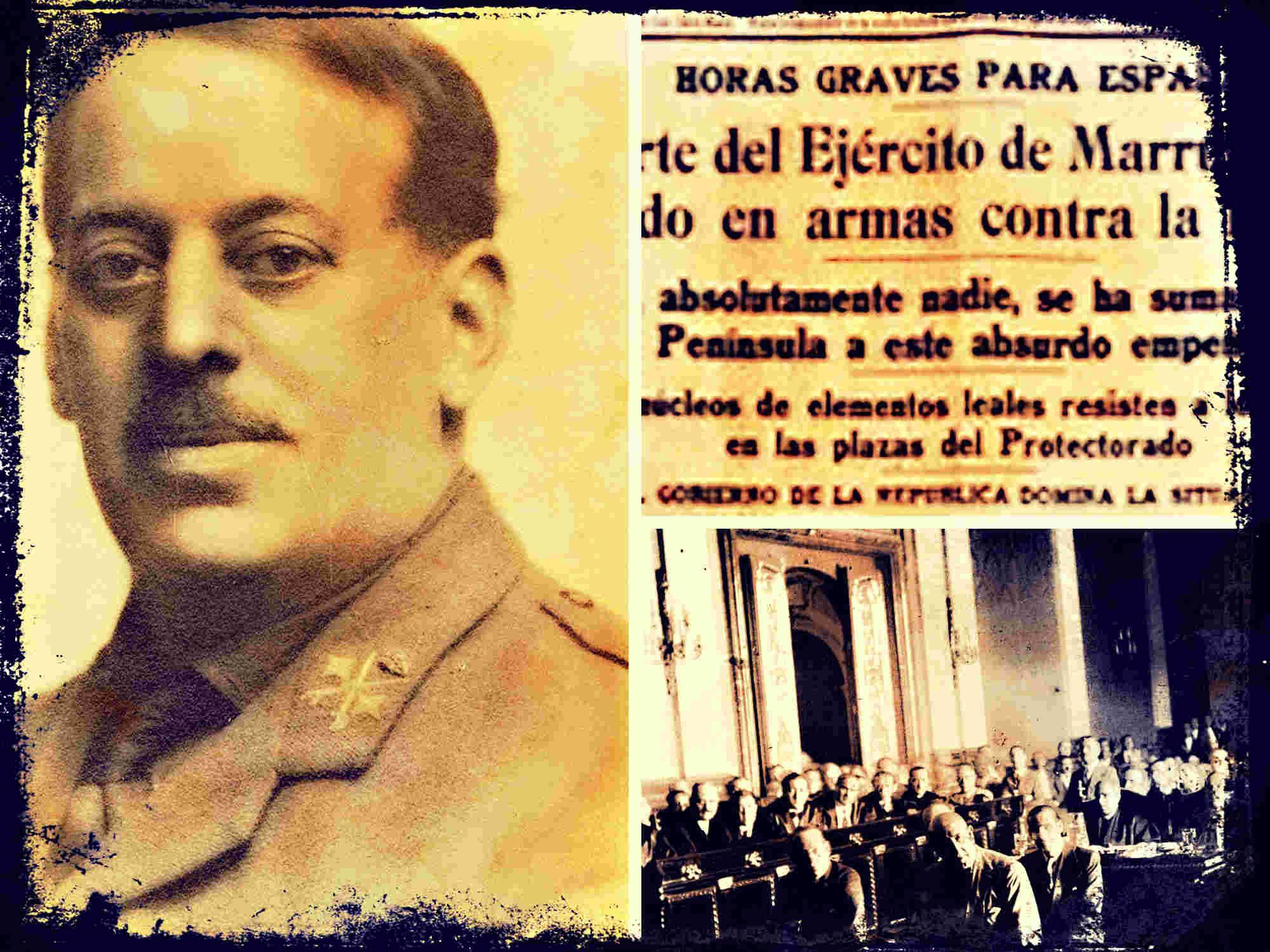 La Sanjurjada: primer golpe de estado contra la democracia republicana
