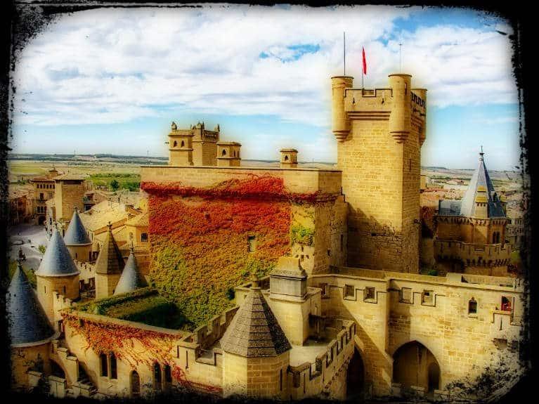 Palacio de Olite, la joya del Reino de Navarra