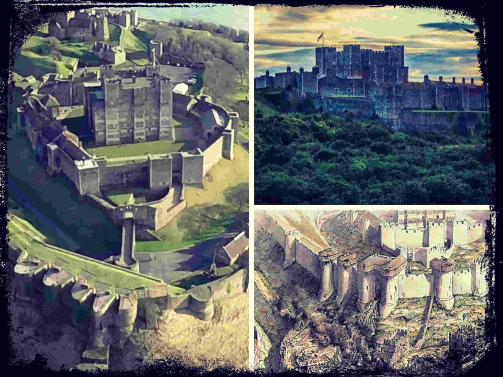 Dover Castle, la joya de Enrique II