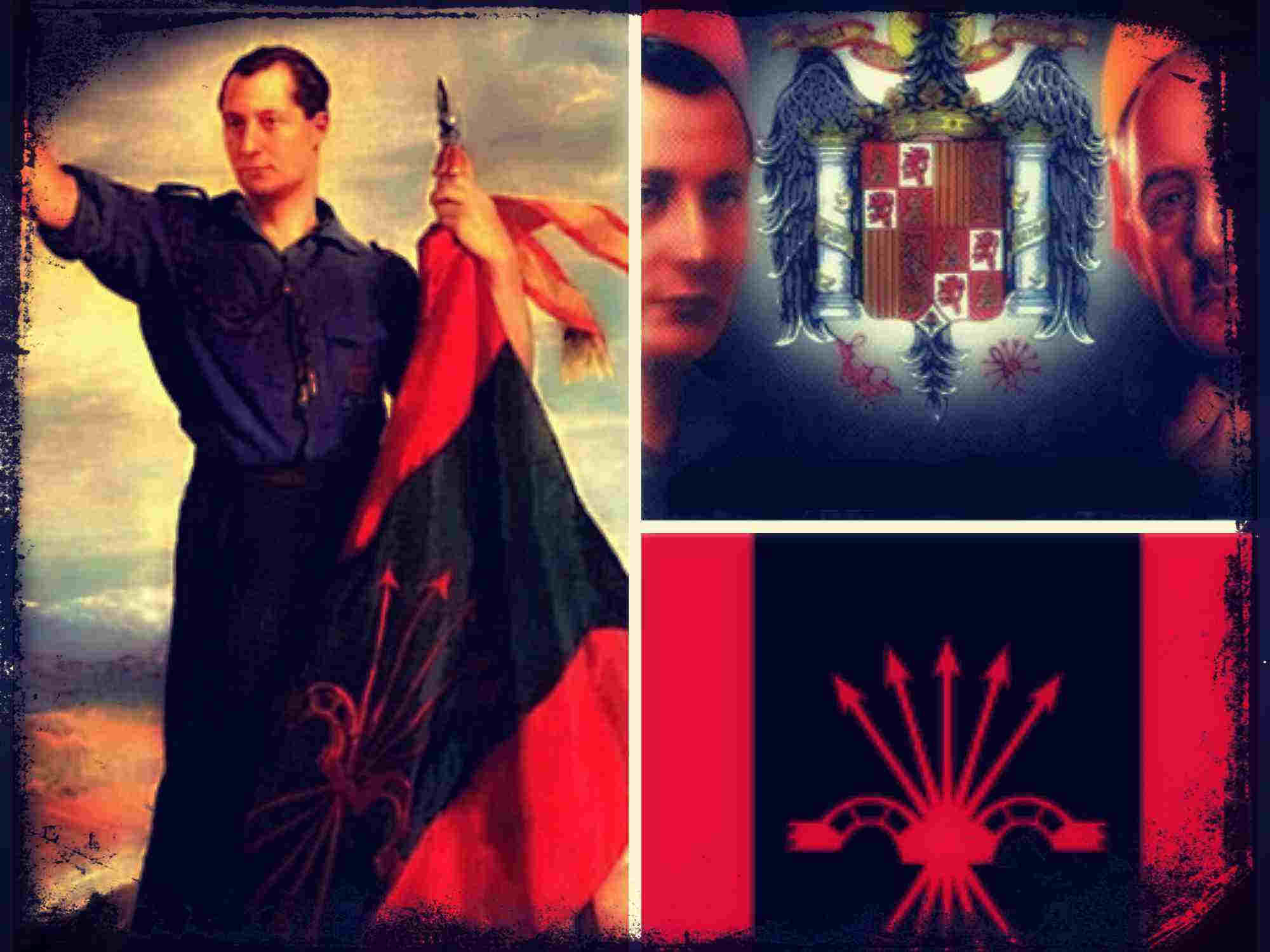 La Falange contra Franco