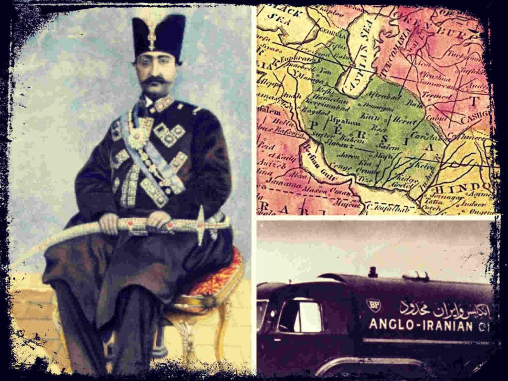 Una Breve Historia de Irán (1800-1953)