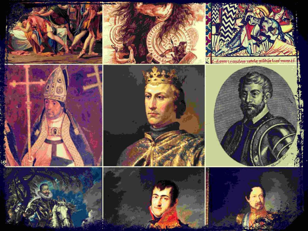 19 ladrones, traidores y estafadores en la Historia de España