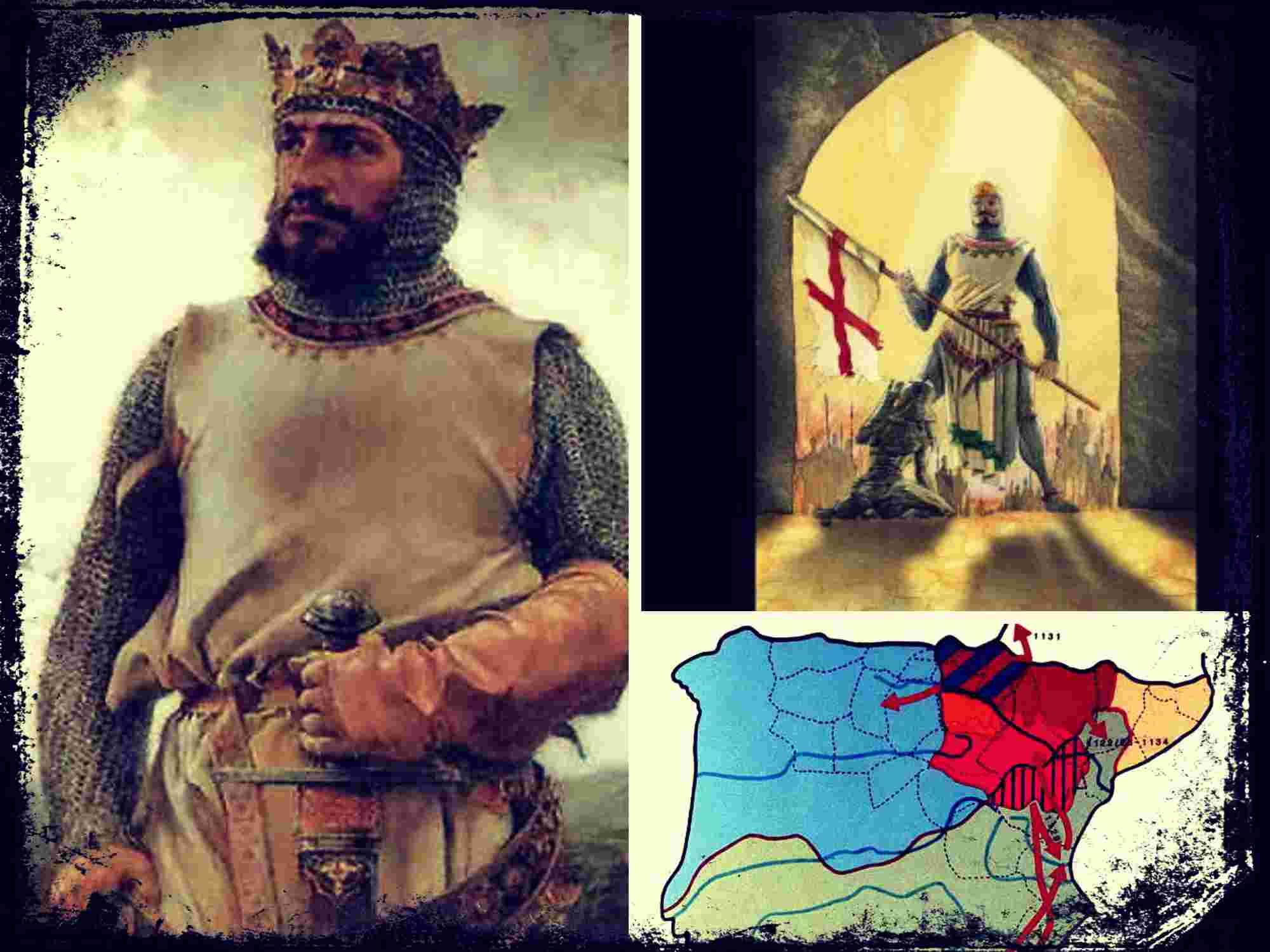 Resultado de imagen de Alfonso I, el Batallador