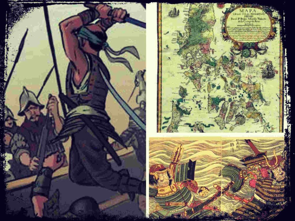 Cagayán: Los tercios españoles cuestionan la imbatibilidad de los samuráis