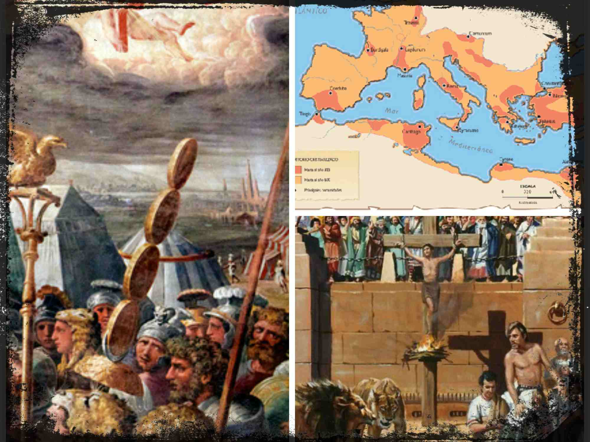 cristianismo roma