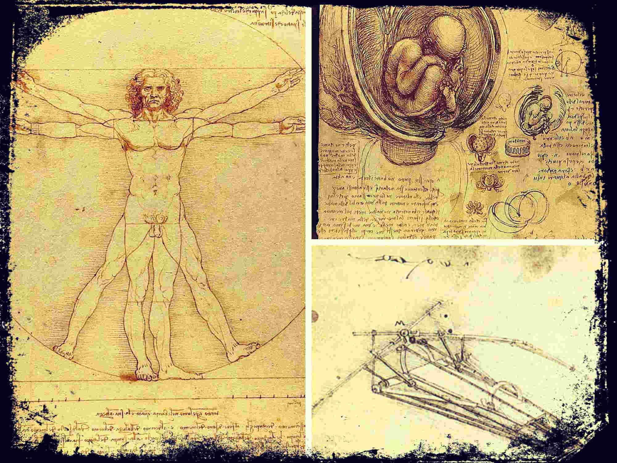 Da Vinci, el Verdadero poder de la genialidad humana