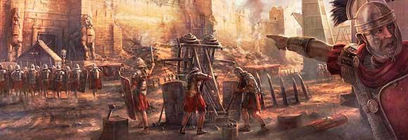 La conquista de Masada