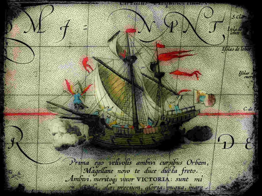 Los dominios españoles en el Pacífico, Islas Marianas y Carolinas