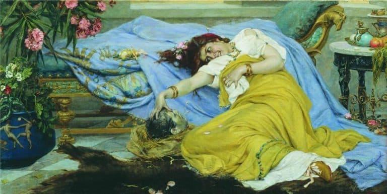Fulvia Flacca Bambalia, la mujer de Marco Antonio