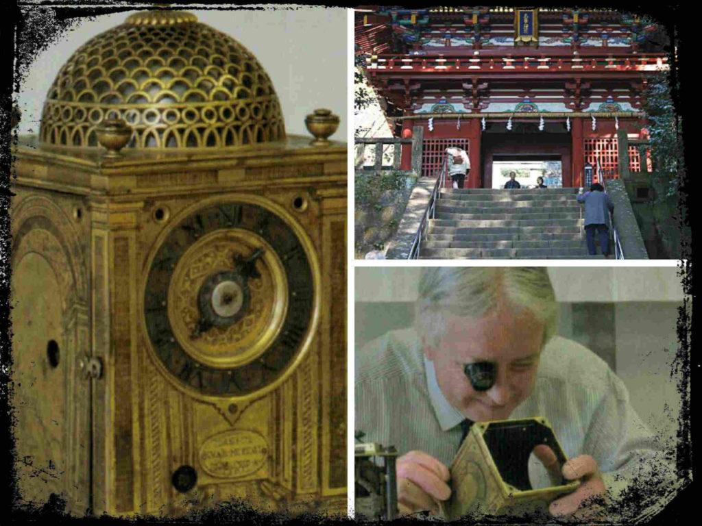 ¿Por qué el reloj más antiguo de Japón está fabricado en el Madrid del siglo XVI?