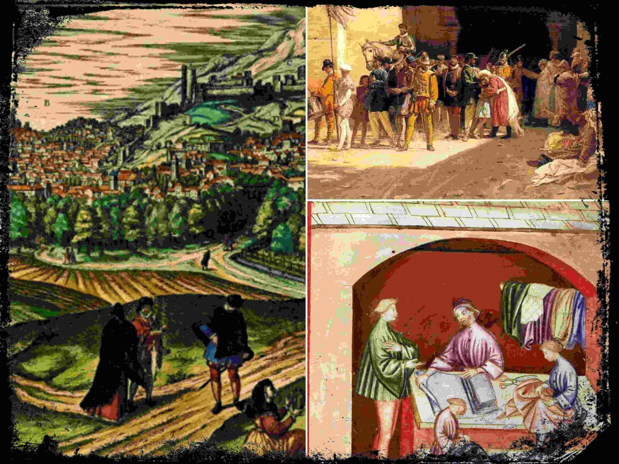 Los mercaderes moriscos de seda y taracea de Pastrana