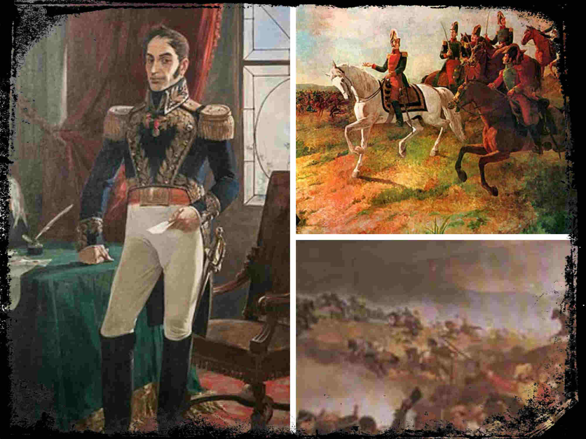 Bolívar y la fragmentación política hispanoamericana posterior a las Independencias