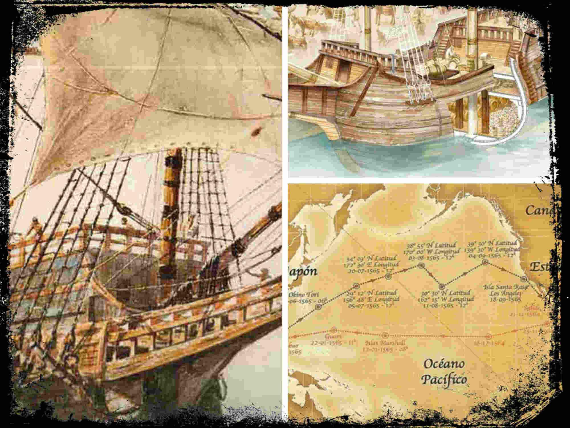 Galeones de Manila, los gigantes que dominaron el Pacífico