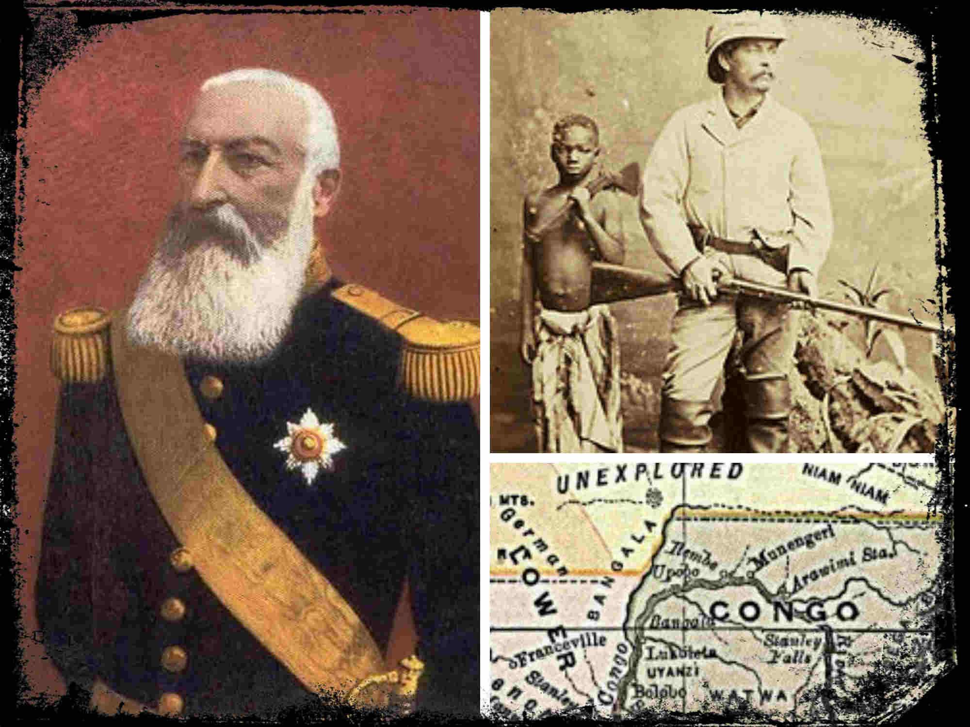 Leopoldo II y su genocidio en El Congo