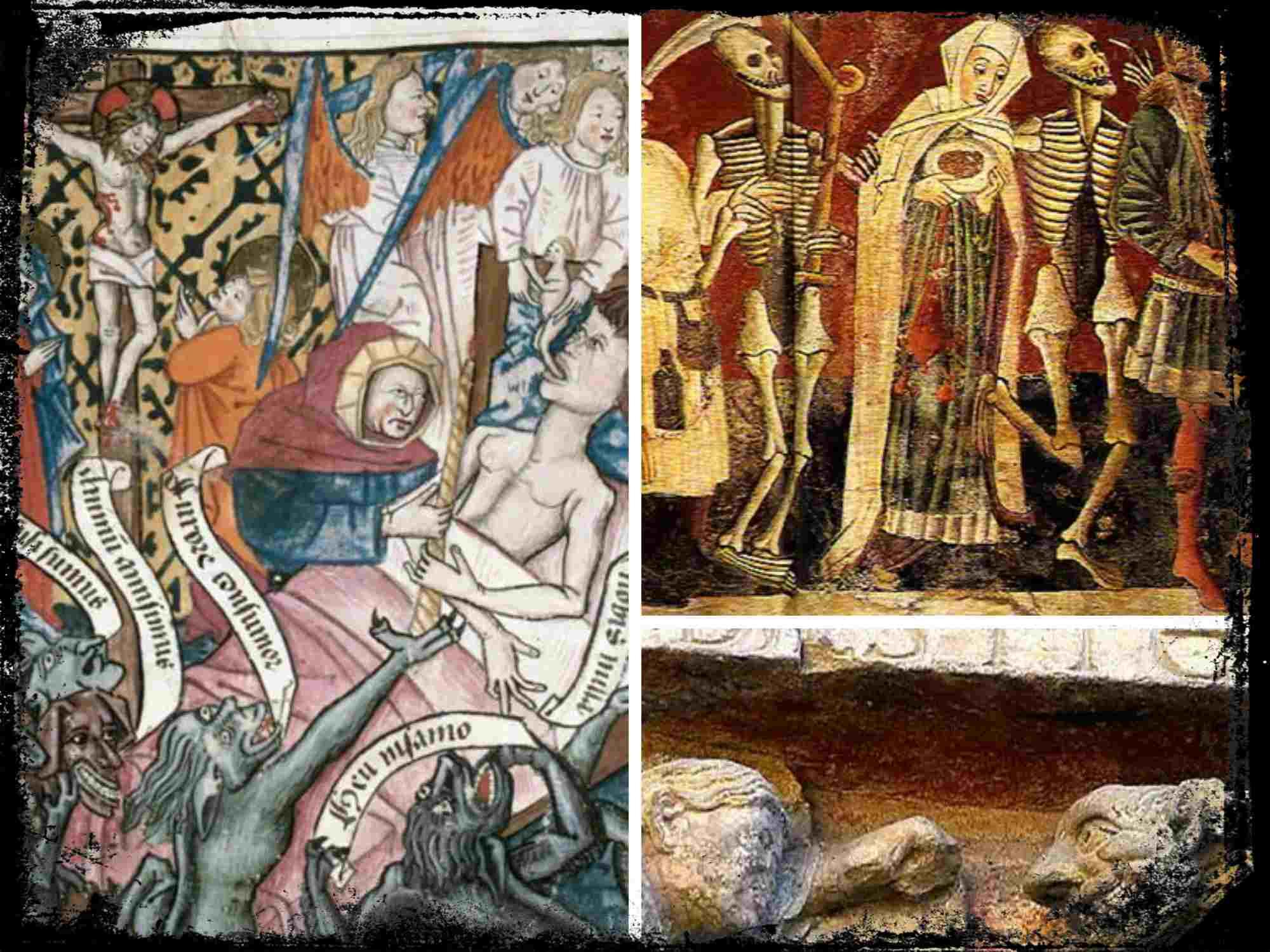 El morir en la Edad Media