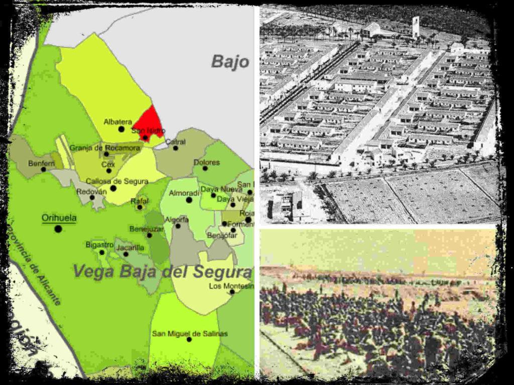 El campo de concentración de Albatera que inspiró a los nazis
