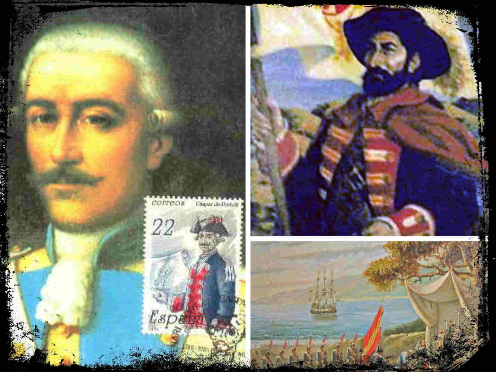 Gaspar de Portolá y la bahía de San Francisco