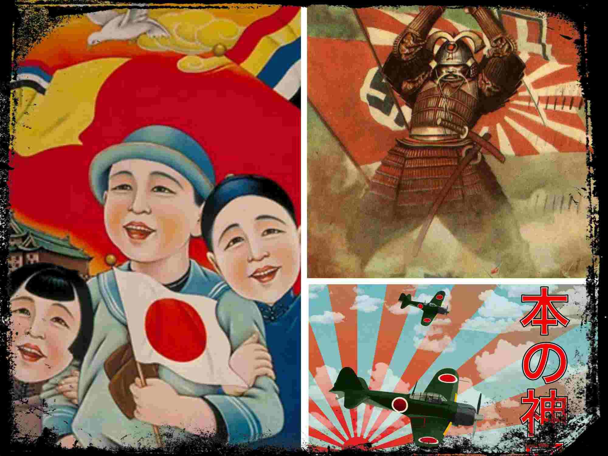 Independencias en Asia durante la II Guerra Mundial
