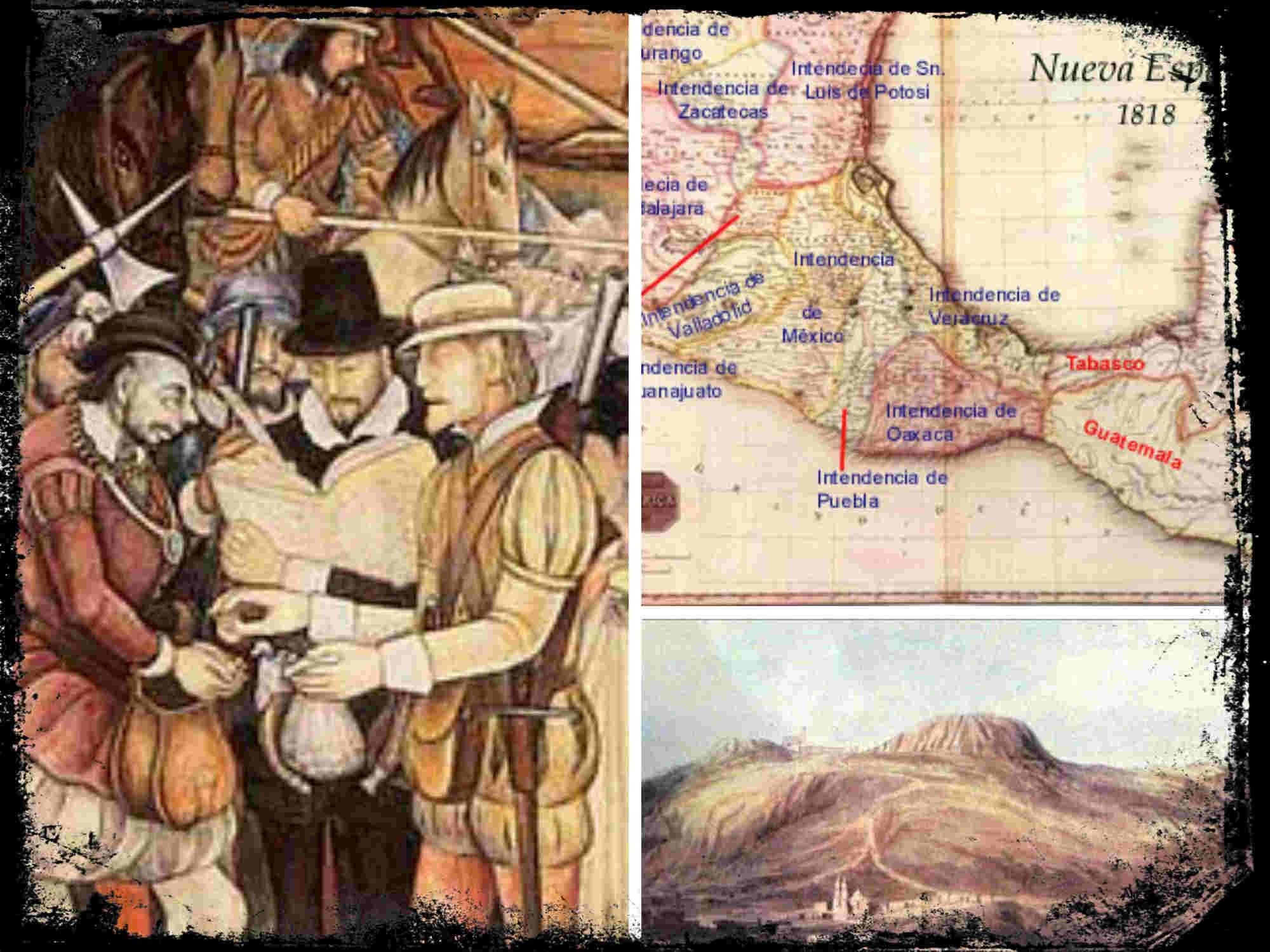 La minería de la plata en la Nueva España colonial