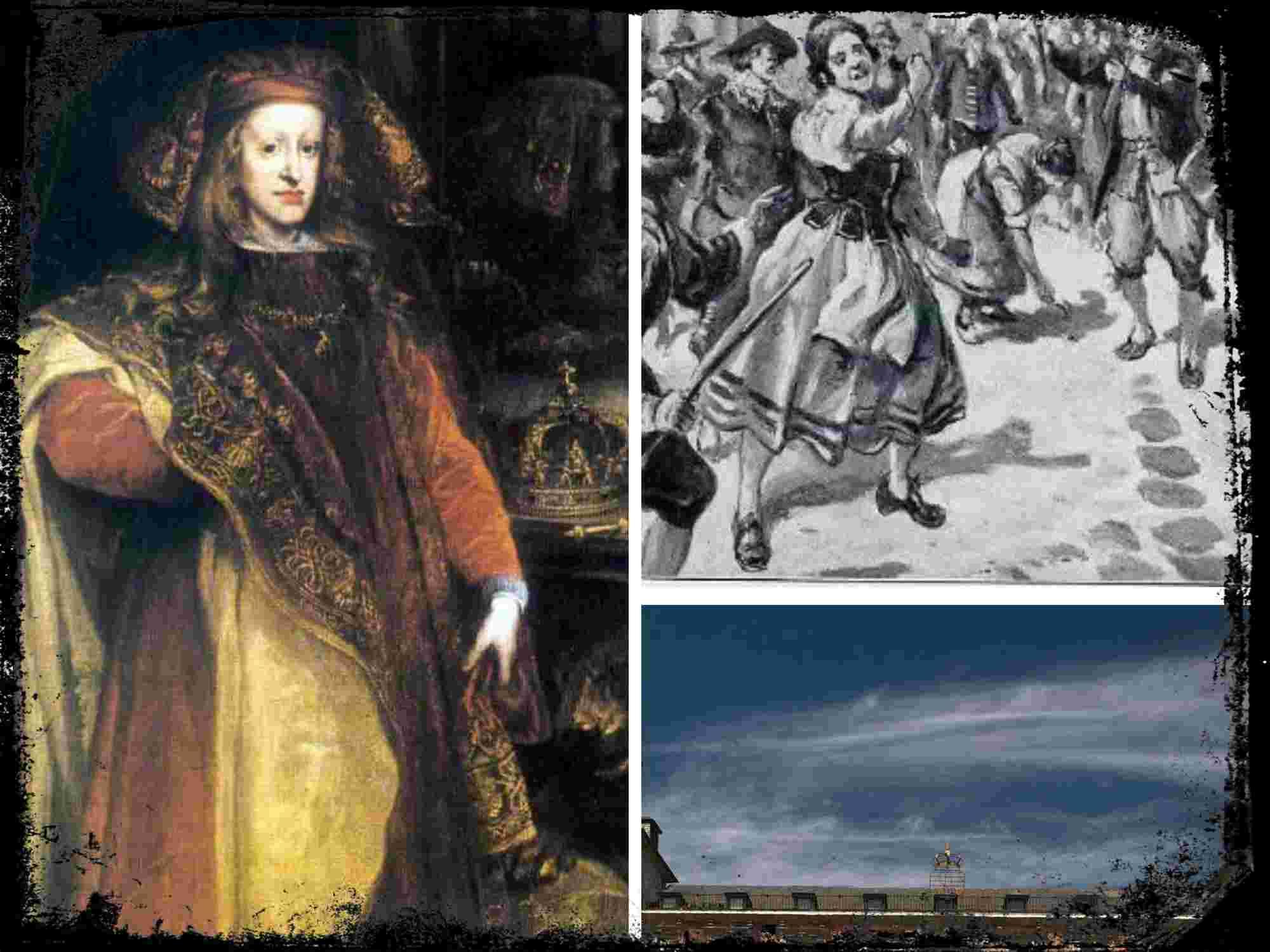 El primer motín que hubo en Madrid cuando ya era capital (1669)
