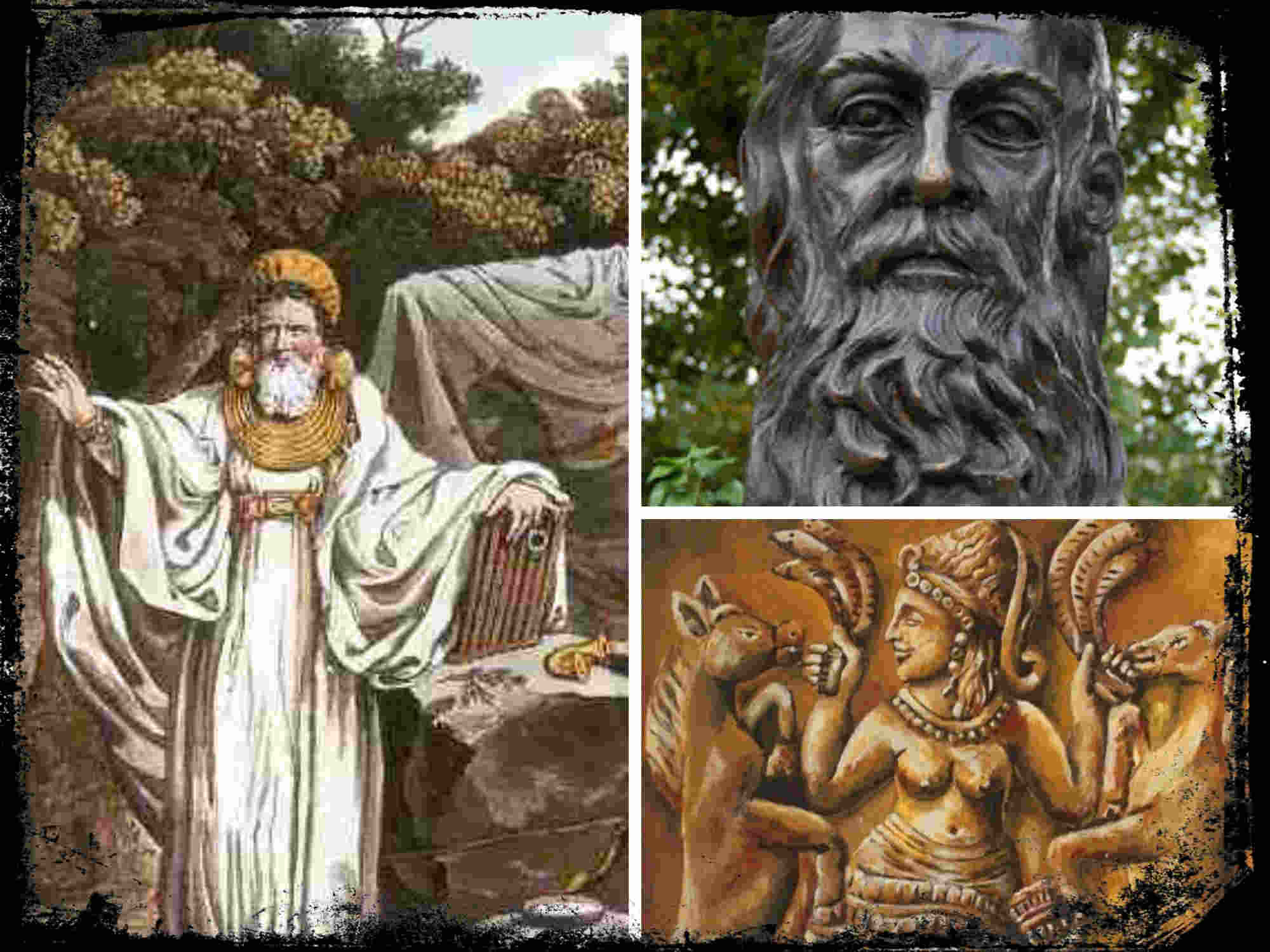 Dioses de Hispania. La religión en la Iberia antigua