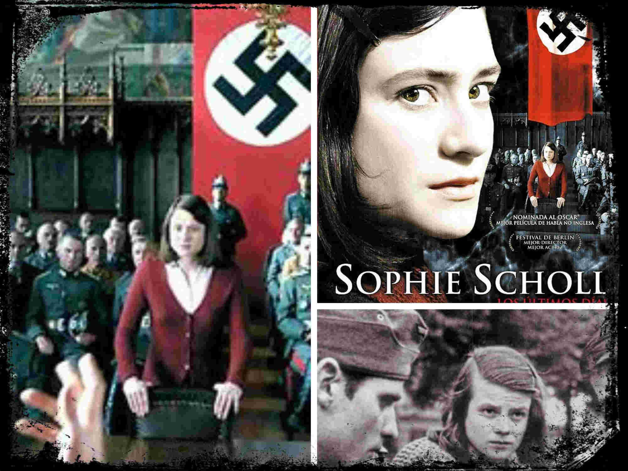 Sophie Scholl y la resistencia anti-nazi en Alemania